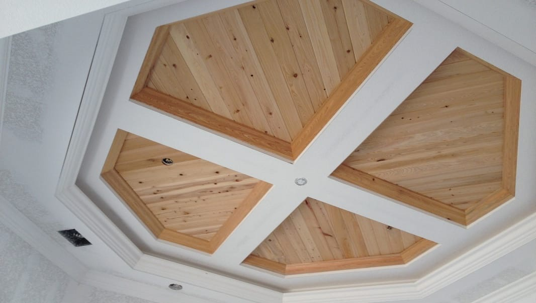 Tongue and groove ceiling, finish carpentry, remodeling, home renovations, Fort Myers, Naples, Florida