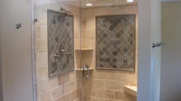 Bathroom remodel, custom carpentry, home design, construction, Fort Myers, Cape Coral, Naples, Florida